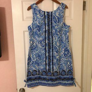 Lilly Pulitzer Dress women`s 12 NWT Mila Stretch